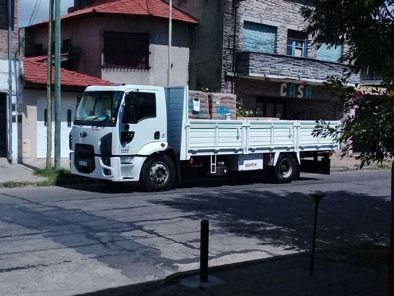 ford 915 transporte Rico